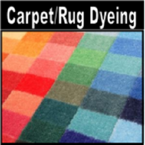 Carpet and Rug Dyeing